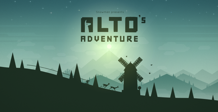 Alto's Adventure - launching on February 11th