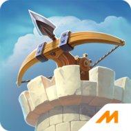 Toy Defense: Fantasy Tower TD (MOD, coins/stars)