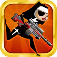 Nun Attack: Run & Gun (MOD, unlimited coins)