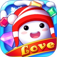 Ice Crush – Valentine's Day (MOD, infinite coins)