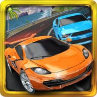 Turbo Car Racing 3D (MOD, unlimited money)