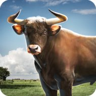 Download Bull Simulator 3D free on android