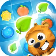Pet Friends Line Match 3 Game (MOD, free shopping) - download free apk mod for Android
