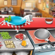 Cooking Stand Restaurant Game (MOD, unlimited money)