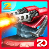 Galaxy Defense 2: Transformers (MOD, неограниченно камней)
