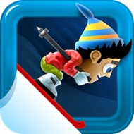 Download Ski Safari (MOD, unlimited coins) free on android