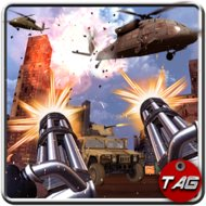 GUNNER'S BATTLEFIELD (MOD, free shopping) - download free apk mod for Android