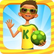 Download Kickerinho (MOD, unlimited money) free on android