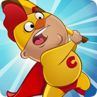 Chicken Boy (MOD, unlimited coins) - download free apk mod for Android