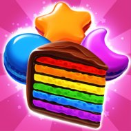 Cookie Jam (MOD, unlimited moves) - download free apk mod for Android