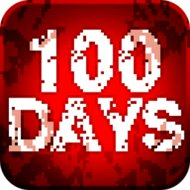 Download 100 DAYS - Zombie Survival (MOD, unlimited money) free on android
