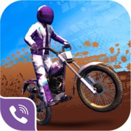 Viber Xtreme Motocross (MOD, unlimited money)