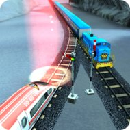 Train Simulator 2016 (MOD, Unlocked) - download free apk mod for Android