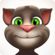 Talking Tom Cat (MOD, Unlimited Food) - download free apk mod for Android