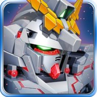 Download SD GUNDAM STRIKERS (MOD, Enemy Doesn't Move) free on android - download free apk mod for Android