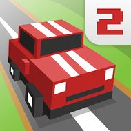 Loop Drive 2 (MOD, Money/Ticket) - download free apk mod for Android