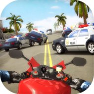 Highway Traffic Rider (MOD, Unlimited Cash/Energy)
