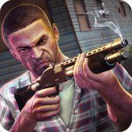 Grand Gangsters 3D (MOD, unlimited money)