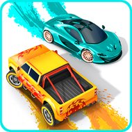 Splash Cars (MOD, Unlimited Batteries)