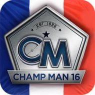 Champ Man 16 (MOD, unlimited money)