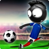 Download Stickman Soccer 2016 (MOD, Unlocked) free on android