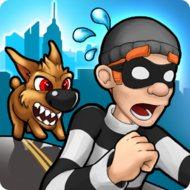 Robbery Bob (MOD, Unlimited Money/Unlocked) - download free apk mod for Android