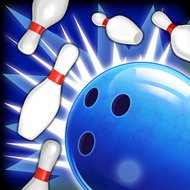 Download PBA Bowling Challenge (MOD, gold pins) free on android
