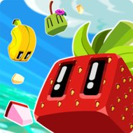 Juice Cubes (MOD, unlimited gold) - download free apk mod for Android