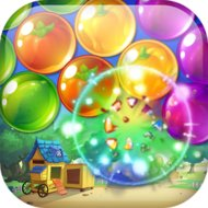 Bubble CoCo (MOD, lives/coins/boosters) - download free apk mod for Android
