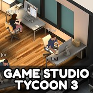 Game Studio Tycoon 3 (MOD, unlimited money)