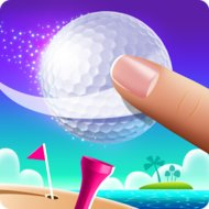 Download Golf Island (MOD, unlimited gems) free on android