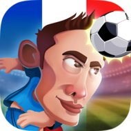 Download EURO 2016 Head Soccer (MOD, unlimited money) free on android