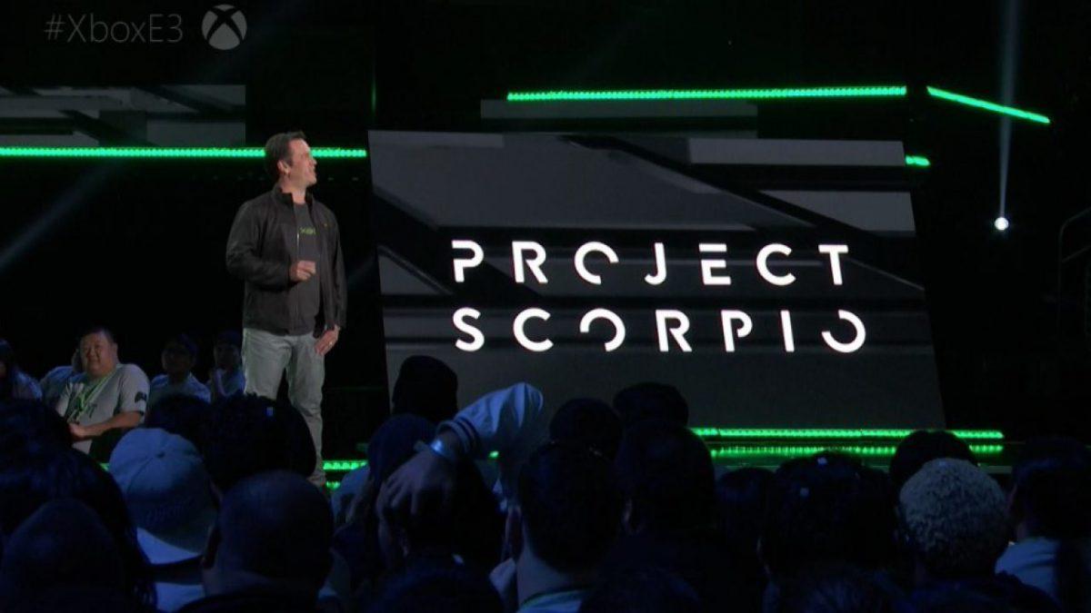 Project Scorpio сломает представления о консолях