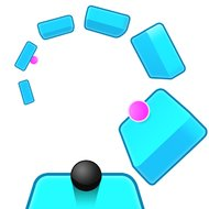 Download Twist (MOD, Score +100) free on android
