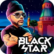 Download Black Star Runner (MOD, Hearts/Stars) free on android