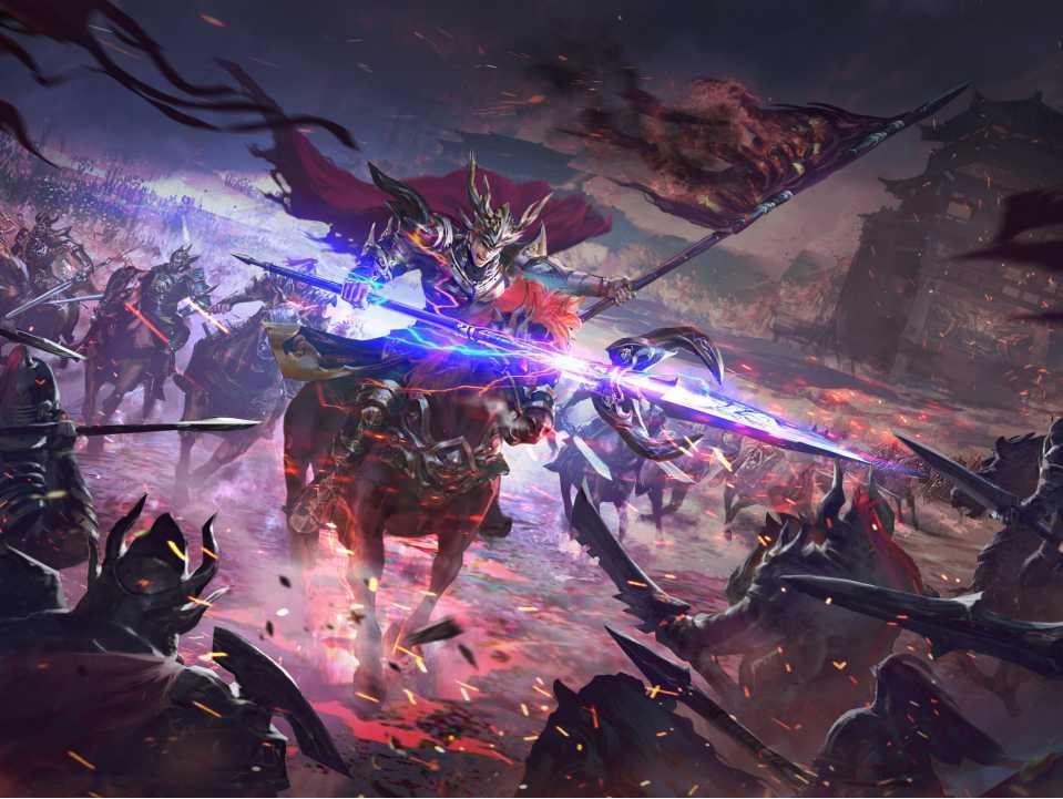 Новая мобильная игра - Легенды востока от Snail Games!