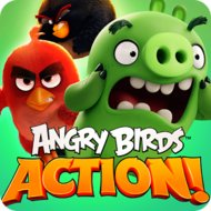 Download Angry Birds Action! (MOD, Infinite Gems/Coins) free on android - download free apk mod for Android