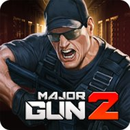 Major GUN : war on terror (MOD, Infinite Coins) - download free apk mod for Android