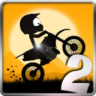 Download Stick Stunt Biker 2 (MOD, Unlocked) free on android - download free apk mod for Android