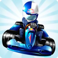 Red Bull Kart Fighter 3 (MOD, unlimited money)