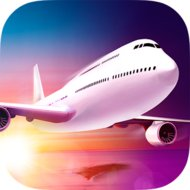 Download Take Off The Flight Simulator (MOD, Money/Fuel/Fast Level Up) free on android