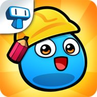 Download My Boo Town – City Builder (MOD, coins/gems) free on android