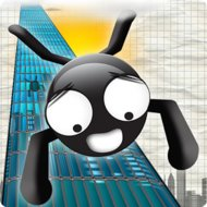 Stickman Base Jumper (MOD, Unlocked)