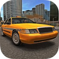 Taxi Sim 2016 (MOD, Money/XP)