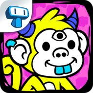 Download Monkey Evolution – Clicker (MOD, Money/Ads-Free) free on android - download free apk mod for Android