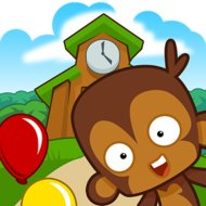 Bloons Monkey City (MOD, unlimited money)