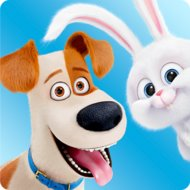 Download Secret Life of Pets Unleashed (MOD, Lives/Moves) free on android