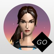 Lara Croft GO (MOD, unlimited hints)