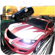Highway Crash Derby (MOD, unlimited money)