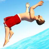 Flip Diving (MOD, Unlimited Money)